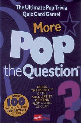 More Pop the Question (Hardcover):