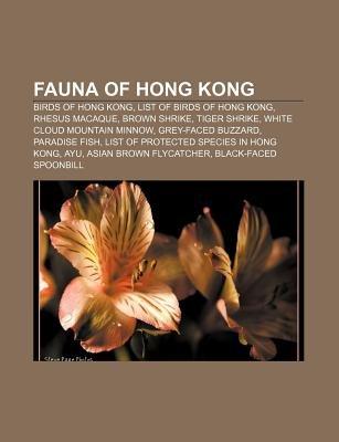 Fauna of Hong Kong - Birds of Hong Kong, List of Birds of Hong Kong, Rhesus Macaque, Brown Shrike, Tiger Shrike, White Cloud...