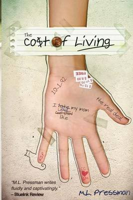 The Cost of Living (Paperback): M. L. Pressman