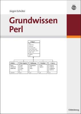 Grundwissen Perl (German, Electronic book text): Jurgen Schroter