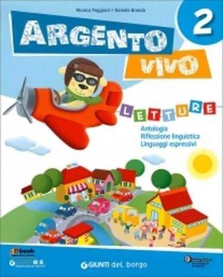 Argento Vivo - Argento Vivo 2 - Letture (Italian, Paperback):