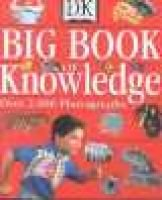 Big Book of Knowledge (Paperback, 1st American ed): Sue Grabham