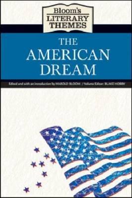 The American Dream (Hardcover): Harold Bloom