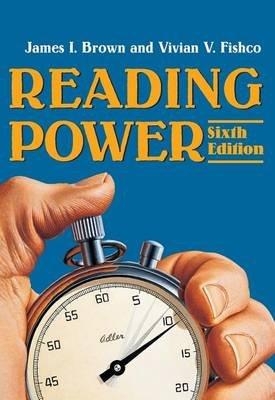 Reading Power (Paperback, Concise Edition): James Brown, Vivian Vick Fishco
