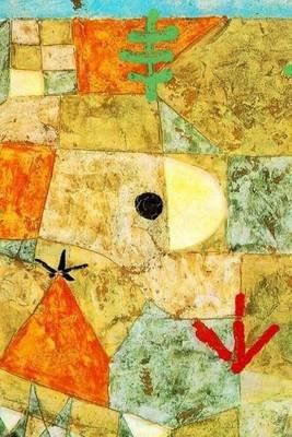 Southern Garden (Paul Klee), for the Love of Art - Blank 150 Page Lined Journal for Your Thoughts, Ideas, and Inspiration...