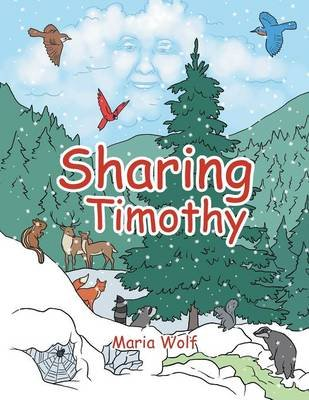 Sharing Timothy (Paperback): Maria Wolf