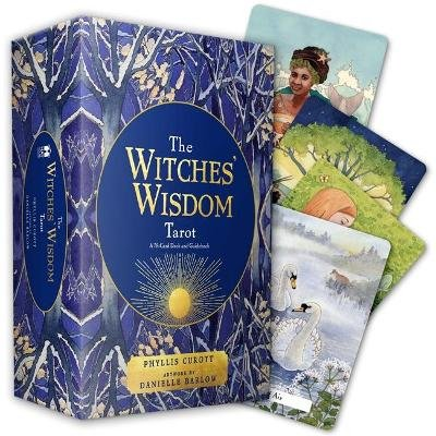 The Witches' Wisdom Tarot - A 78-Card Deck and Guidebook (Cards): Phyllis Curott
