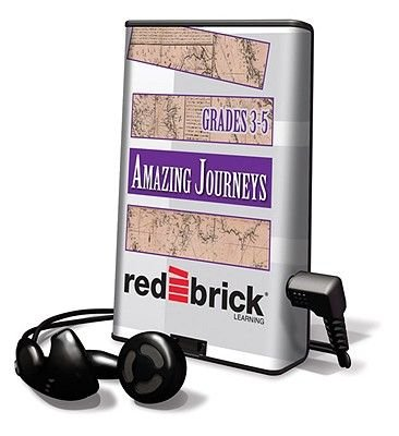 Amazing Journeys 3-5 (Pre-recorded MP3 player, Ubr): Multiple Contributors, Multiple Authors