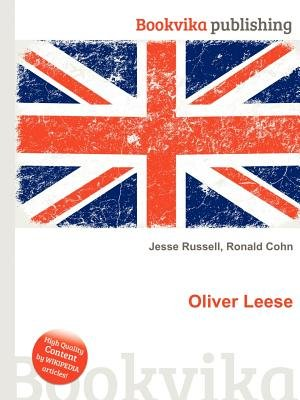Oliver Leese (Paperback): Jesse Russell, Ronald Cohn