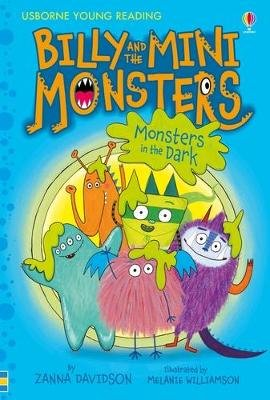 Billy and the Mini Monsters 1: Monsters in the Dark (Hardcover): Zanna Davidson