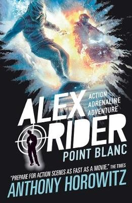 Point Blanc (Paperback): Anthony Horowitz