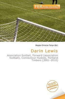 Darin Lewis (Paperback): Waylon Christian Terryn