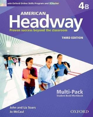 American Headway: Four: Multi-Pack B with Online Skills and iChecker - Proven Success beyond the classroom (Mixed media...