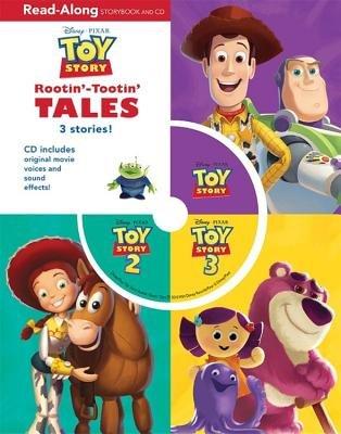 Rootin'-Tootin' Tales (Hardcover): Disney Press