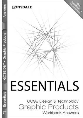 GCSE Essentials Graphic Products Workbook Answers (Paperback):