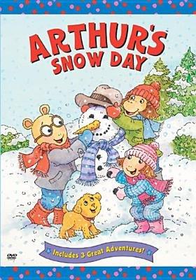 Arthur - Arthur's Snow Day (DVD):