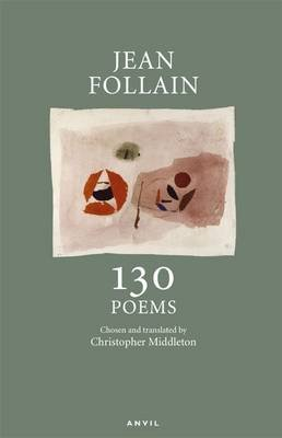 Jean Follain - 130 Poems (Paperback): Jean Follain