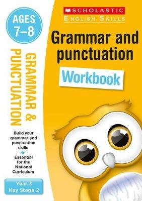 Grammar and Punctuation Year 3 Workbook (Paperback): Paul Hollin