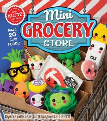 Mini Grocery Store (Paperback): Editors of Klutz