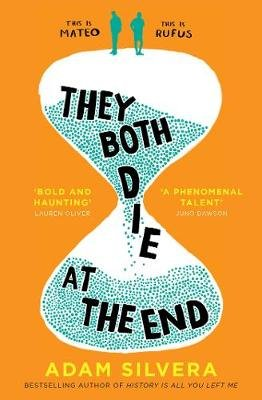 They Both Die at the End (Paperback): Adam Silvera