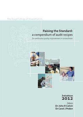Raising the Standard: A Compendium of Audit Recipes for Continuous Quality Improvement in Anaesthesia (Paperback):