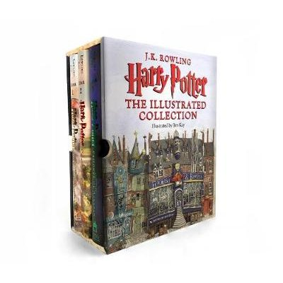 Harry Potter: The Illustrated Collection (Hardcover): Jim Kay