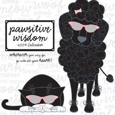 Pawsitive Wisdom (Calendar, illustrated edition): Brush Dance