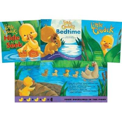 Little Quack (Hardcover): Lauren Thompson, Derek Anderson