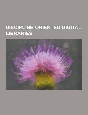 Discipline-Oriented Digital Libraries - Ambling Audio Books, Analytical Sciences Digital Library, Anemi Digital Library of...