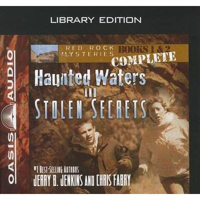 Red Rock Mysteries (Library Edition) (Standard format, CD, Library, Library ed.): Jerry B. Jenkins, Chris Fabry