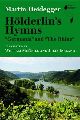 "Halderlin's Hymns ""Germania"" and ""The Rhine]]indiana Univershalderlin's Hymns ""Germania"" and ""The Rhine]]indiana..."