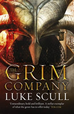 The Grim Company (Paperback): Luke Scull