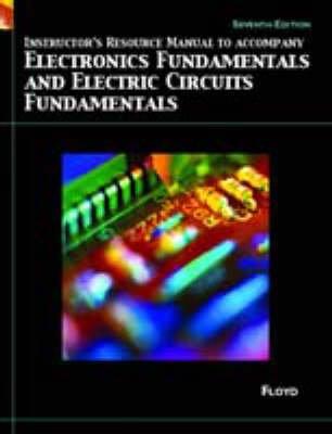 Electric Circuits Fundamentals (OHP transparencies): Floyd