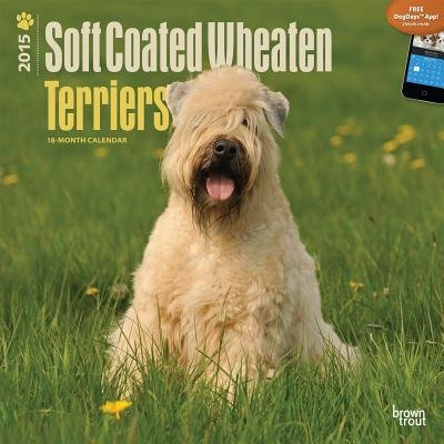 Wheaten Terriers, Soft Coated 2015 Wall (Calendar, 2015 ed.): Inc Browntrout Publishers