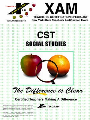 Cst Social Science (Paperback): Jerry Holt