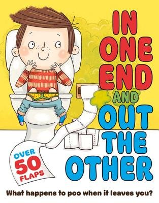 In One End and Out The Other (Novelty book): Mike Goldsmith