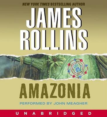 Amazonia (Abridged, Downloadable audio file, abridged edition): James Rollins