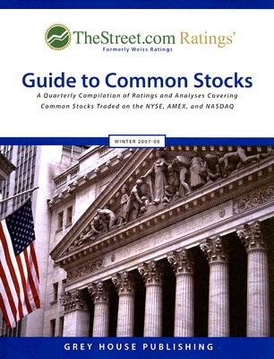 Thestreet.com Ratings' Guide to Common Stocks - A Quarterly Compilation of Ratings and Analyses Covering Common Stocks...