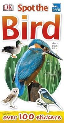RSPB Spot The Bird (Paperback): Dk