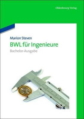Bwl Fur Ingenieure (English, German, Electronic book text): Marion Steven