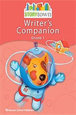 Storytown - Writer's Companion Student Edition Grade 1 (Paperback, Student): HSP