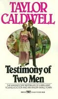 Testimony of Two Men (Paperback): Caldwell
