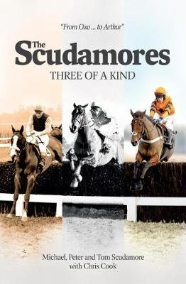 The Scudamores: Three of a Kind (Hardcover): Chris Cook