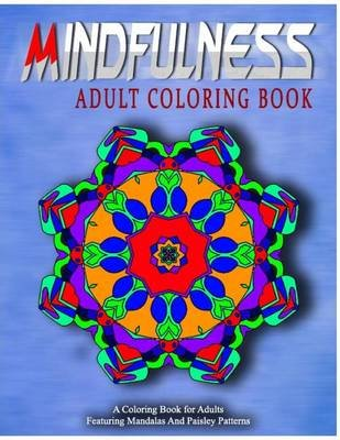 Mindfulness Adult Coloring Book, Volume 20 - Women Coloring Books for Adults (Paperback): Jangle Charm