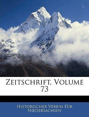 Zeitschrift (English, German, Paperback): Historischer Verein Fr Niedersachsen