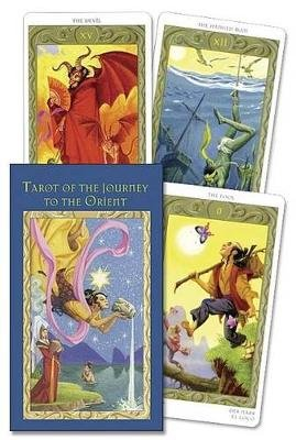 Tarot of the Journey to the Orient (English, Spanish): Lo Scarabeo