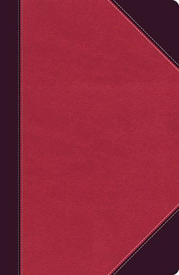 NKJV, Ultraslim Reference Bible, Imitation Leather, Pink, Red Letter Edition (Leather / fine binding): Thomas Nelson