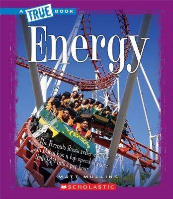 Energy (Paperback): Matt Mullins