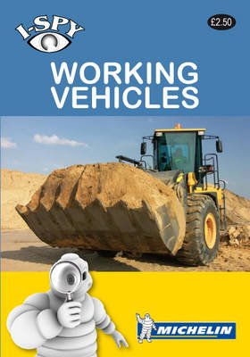 i-SPY Working Vehicles (Paperback): I Spy