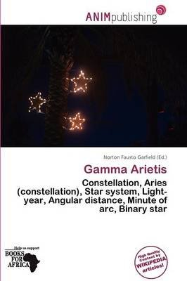 Gamma Arietis (Paperback): Norton Fausto Garfield
